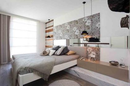 卧室床头背景墙装修技巧,背景墙装修注意事项