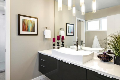 卫生间面盆选购技巧,打造舒适宜人的生活空间