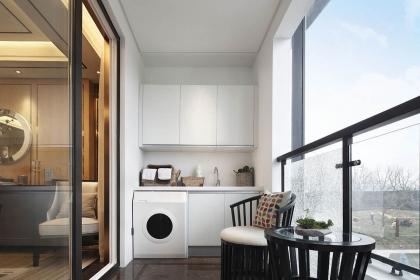 洗衣机应该放在什么地方?家庭洗衣机摆放位置的风水详解