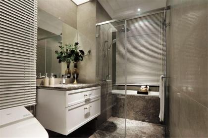 现代风格卫生间装修效果图,现代风格卫生间装修图片欣赏