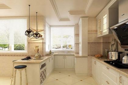 厨房瓷砖选购方法介绍,好瓷砖让厨房更明亮整洁