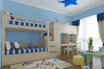 2018年儿童房床具选购技巧,用创意打造美好生活