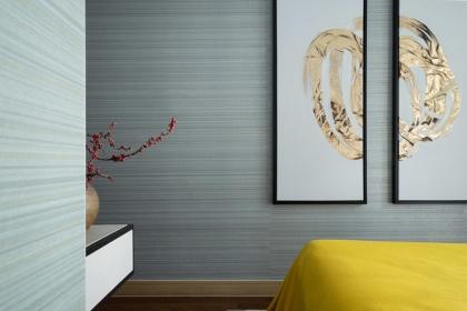 135平米中式风四居室装修,摩登时尚东方居室设计