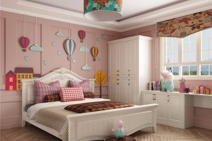 孩子卧室装修技巧攻略,给孩子一个舒适温馨的成长空间