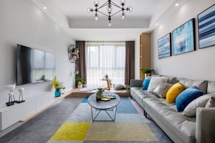 70平北欧风格装修案例,12万打造北欧品位家居