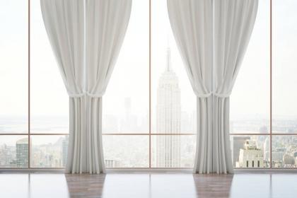 窗帘风水禁忌,你家的窗帘还在这样布置吗?