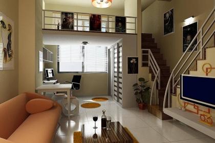 小型复式楼房装修风水知识介绍,好风水好住所