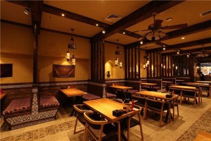 如何进行餐饮空间设计?怎样才能让餐厅空间更有特色
