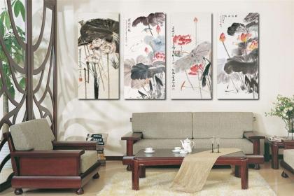 客厅挂画有什么风水讲究,客厅挂什么画风水好