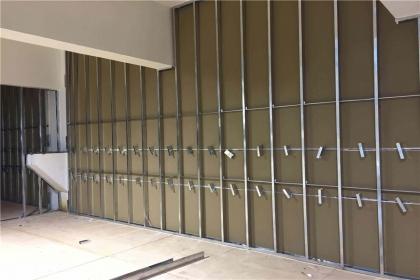 轻钢龙骨石膏板隔墙施工,施工需要注意哪些方面