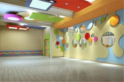 如何装修设计幼儿园?幼儿园装修设计要点