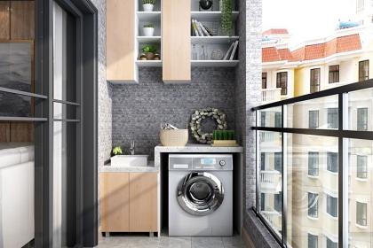 阳台洗手台选购,安装尺寸及注意事项介绍
