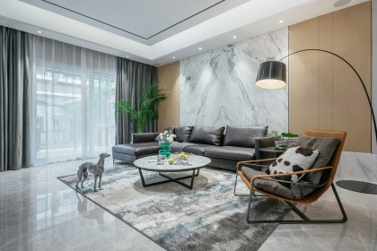 客厅沙发背景墙,邀您欣赏6款沙发背景墙设计