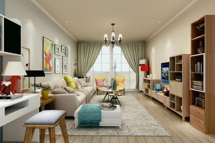 北欧风格装修设计特点解析,让家居生活简单温馨