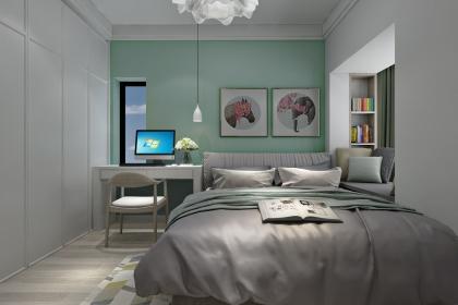 床头挂甚么画风水好?床头装潢画风水考究有哪些