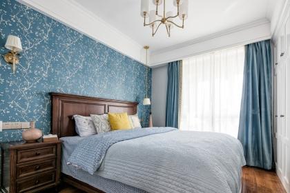 卧室背景墙壁纸选购技巧,好壁纸卧室更温馨