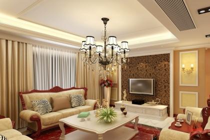 客厅灯饰选购要点解说,好灯具营造好氛围