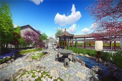 别墅庭院空间如何设计,别墅庭院设计技巧