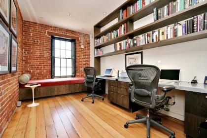 书房如何设计?书房设计技巧介绍