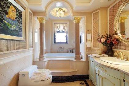 卫生间干湿分离装修设计要点,好设计使用更省事