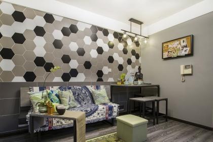 小户型适合刷什么颜色,小户型居室的颜色装修