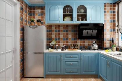 学会五个简单的厨房清洁窍门,家庭厨房永远四季如新
