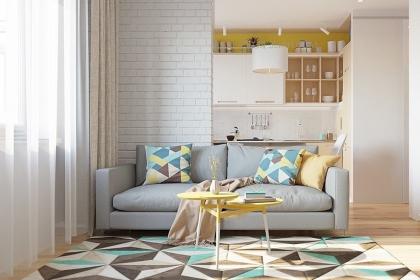 客厅沙发颜色风水有讲究,选对沙发颜色有助家庭兴旺