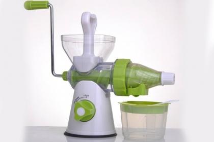 手摇榨汁机的用法,日常使用及保养技巧