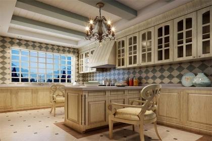 厨房装修颜色风水禁忌,厨房装修什么颜色风水好