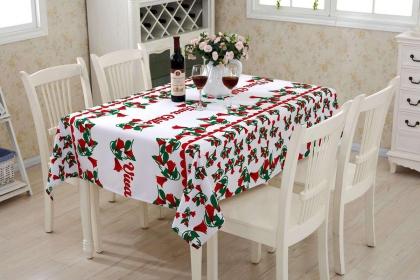 餐厅桌布选购搭配技巧介绍,选对餐布餐厅颜值逆袭