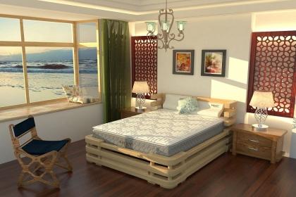 哪种材质的床垫好?卧室床垫选购技巧介绍