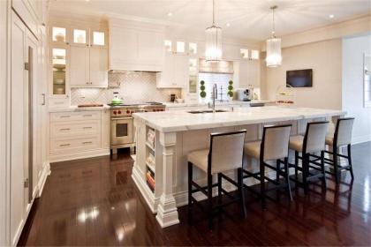 开放式厨房优缺点,开放式厨房设计注意事项