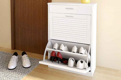 鞋柜什么材質好?挑選鞋柜的方法和技巧是什么?