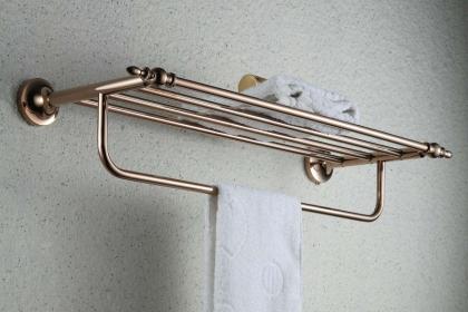浴室挂件太空铝好还是不锈钢好?挑选浴室挂件材质看这里