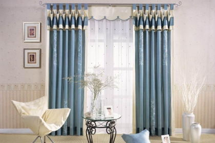 超全的居室窗簾搭配攻略,窗簾選得好美爆你的家