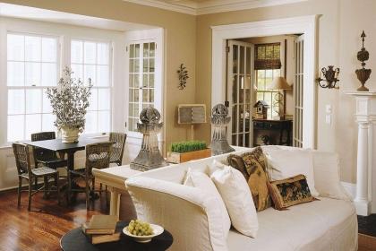 小户型室内布置技巧大公开,让你住上大房屋