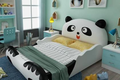 儿童房的床正确朝向,儿童床最佳摆放方位