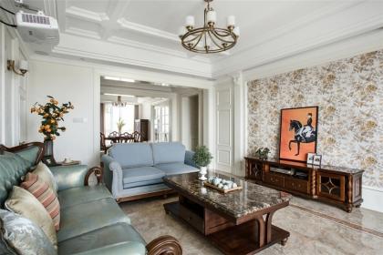 欧式风格客厅如何设计?欧式风格客厅设计技巧