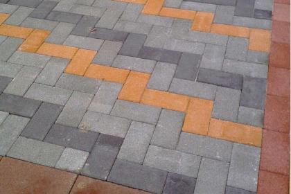 户外透水砖怎么铺装?最详细的透水砖施工方法介绍