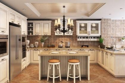 小厨房适合哪种橱柜样式?四种橱柜样式大解析