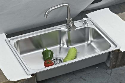 厨房水槽怎么安装,厨房水槽安装方法