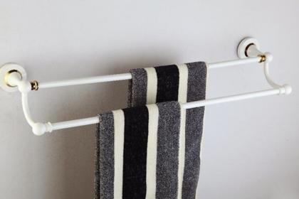 毛巾杆如何安装?居家必学毛巾杆安装