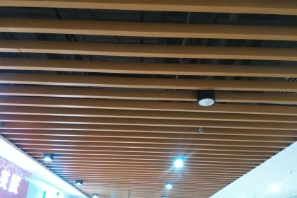 木格柵吊頂怎么安裝?木格柵吊頂安裝步驟與注意事項詳解