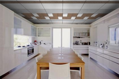 厨房吊顶用什么材料好?厨房吊顶不平怎么办