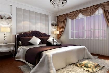 卧室窗帘搭配技巧,卧室窗帘适合什么颜色