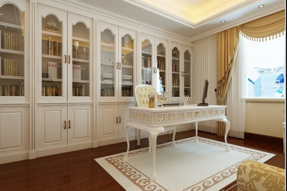 五个家庭书房装修细节需注意,装出你的最美书房空间