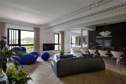 混搭客厅如何设计?混搭风格客厅设计技巧