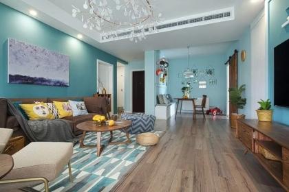 家居装修颜色比例怎么分?房屋装修颜色选配方法推荐