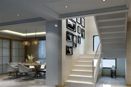 室内楼梯设计效果图,室内楼梯设计图片大全