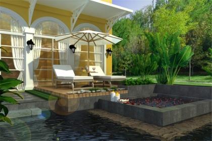 庭院景观如何设计,庭院设计的原则